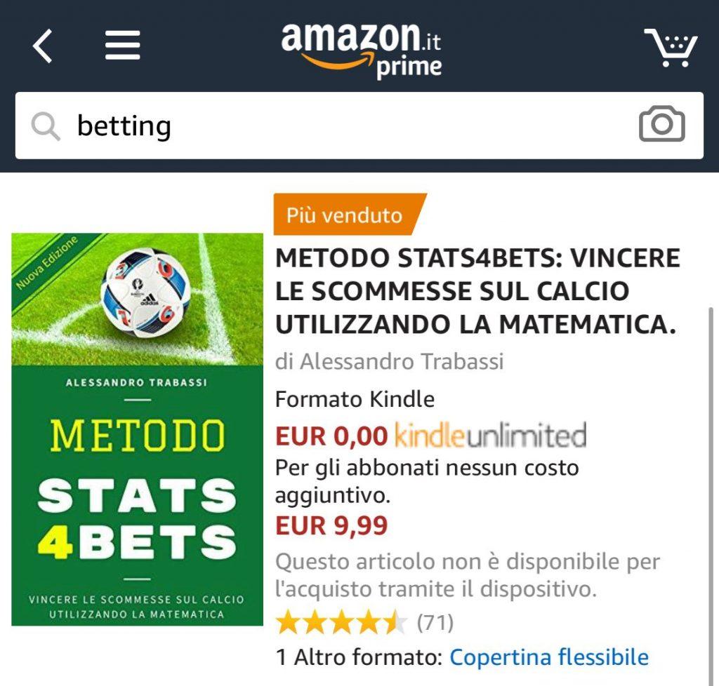 libro più venduto su amazon